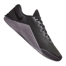 Granatowe Buty treningowe Nike Metcon 5 M AQ1189-001