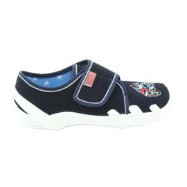 Granatowe Befado obuwie dziecięce 273Y255