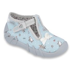 Befado obuwie dziecięce 110P366