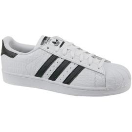 Białe Buty adidas Superstar M BZ0198