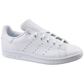 Białe Buty adidas Stan Smith Jr S76330