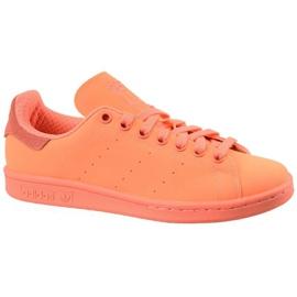 Pomarańczowe Buty adidas Stan Smith Adicolor W S80251