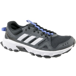 Szare Buty adidas Rockadia Trail M CM7212