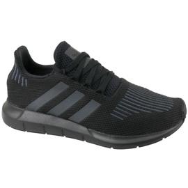 Buty adidas Swift Run Jr CM7919 czarne