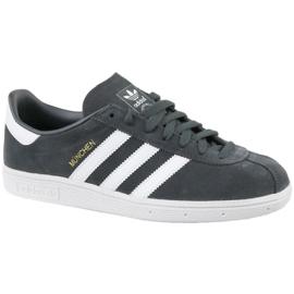 Buty adidas Munchen M CQ2322 czarne