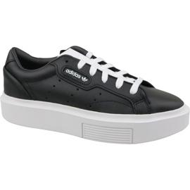 Czarne Buty adidas Sleek Super W EE4519