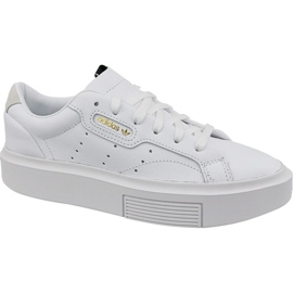 Białe Buty adidas Sleek Super W EF8858