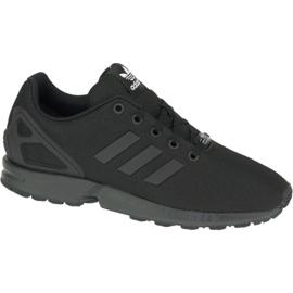 Czarne Buty adidas Zx Flux W S82695