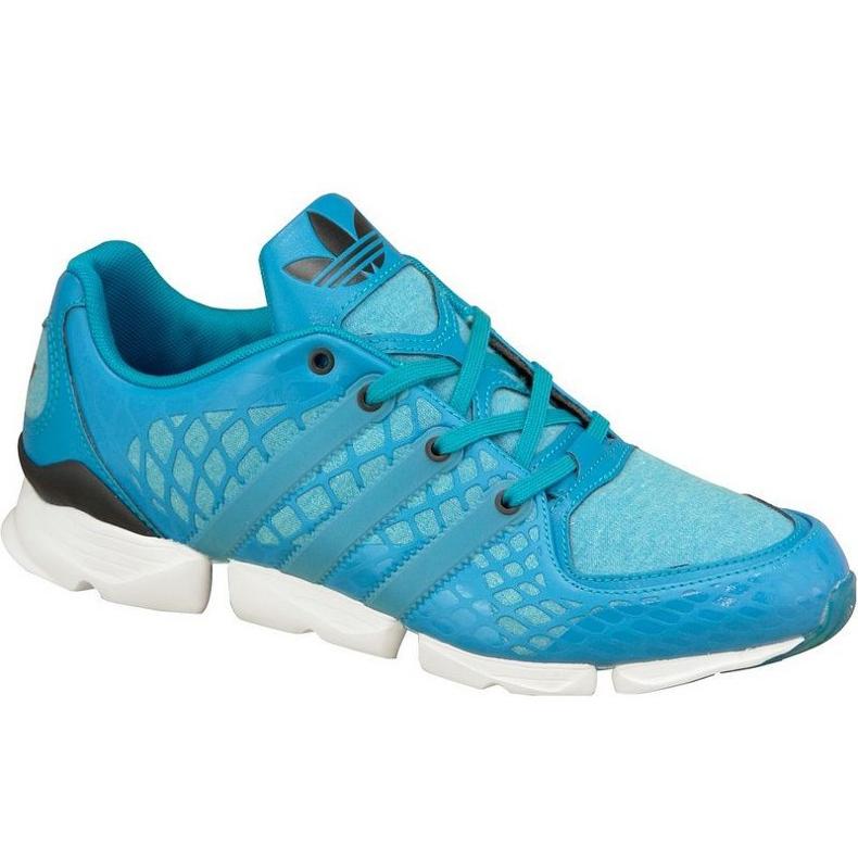 Buty adidas H Flexa W G65789 niebieskie