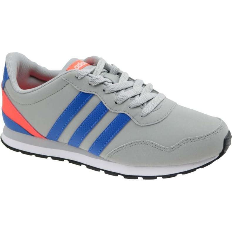 Buty adidas V Jog K Jr AW4147 szare