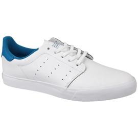 Białe Buty adidas Seeley Court M BB8587