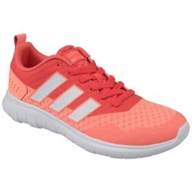 Różowe Buty adidas Cloudfoam Lite Flex W AW4202