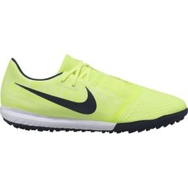 Buty piłkarskie Nike Phantom Venom Academy Tf Jr AO0571 717 zielone