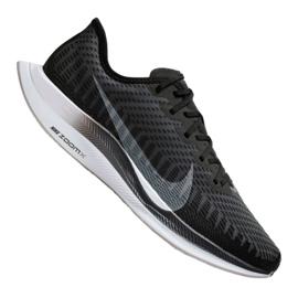 Czarne Buty biegowe Nike Zoom Pegasus Turbo 2 M AT2863-001