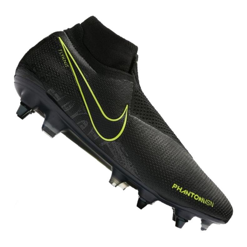 Buty piłkarskie Nike Phantom Vsn Elite Df SG-Pro Ac M AO3264-007 czarne czarne