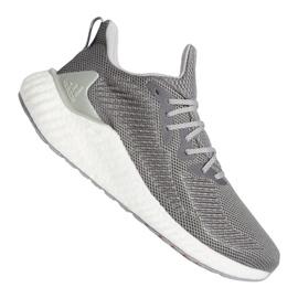 Buty biegowe adidas Alphaboost M G54129 szare