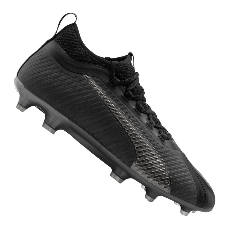 Buty piłkarskie Puma One 5.2 Fg / Ag M 105618-02 czarne czarny