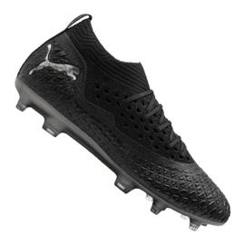 Buty piłkarskie Puma Future 4.2 Netfit Fg / Ag M 105611-02 czarne czarne