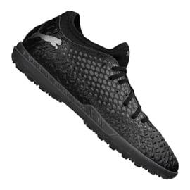 Buty piłkarskie Puma Future 4.4 Tt M 105690-02 czarny czarne