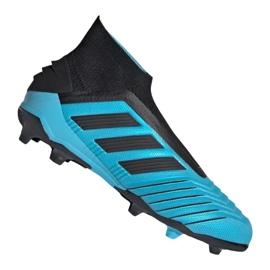 Buty piłkarskie adidas Predator 19+ Fg Jr G25788