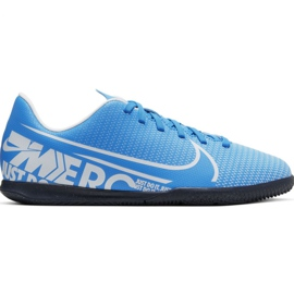 Buty piłkarskie Nike Mercurial Vapor 13 Club Ic Jr AT8169-414