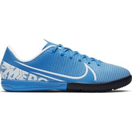 Buty piłkarskie Nike Mercurial Vapor 13 Academy Ic Jr AT8137-414