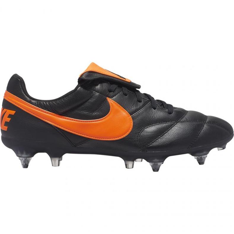 Buty piłkarskie Nike Premier Ii SG-PRO Ac M 921397 080 czarne