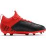 Buty piłkarskie Puma One 5.3 Fg Ag JR105657 01 czerwono czarne