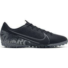 Buty piłkarskie Nike Mercurial Vapor 13 Academy Tf M AT7996 001 czarne