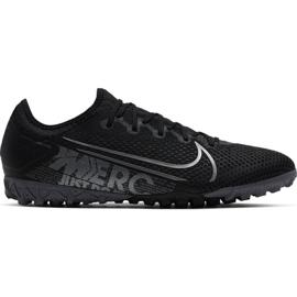 Buty piłkarskie Nike Mercurial Vapor 13 Pro Tf M AT8004 001 czarne