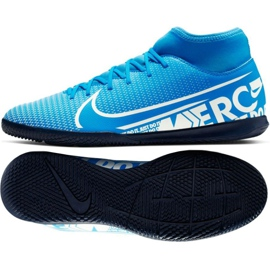 Buty halowe Nike Mercurial Superfly 7 Club Ic M AT7979-414