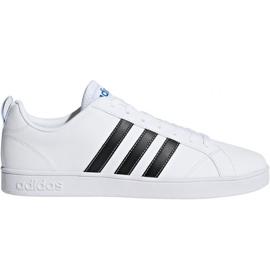 Białe Buty adidas Vs Advantage M F99256