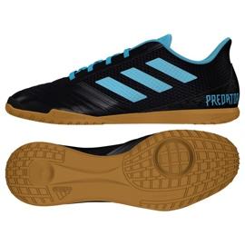 Buty halowe adidas Predator 19.4 In Sala M F35631 czarny czarne