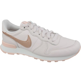 Białe Buty Nike Internationalist Premium W 828404-604