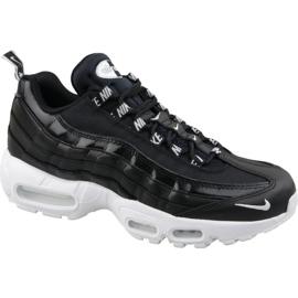 Czarne Buty Nike Air Max 95 Premium W 538416-020