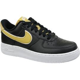 Czarne Buty Nike Wmns Air Force 1 07 Se W AA0287-017