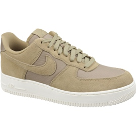 Brązowe Buty Nike Air Force 1 '07 M AO2409-200