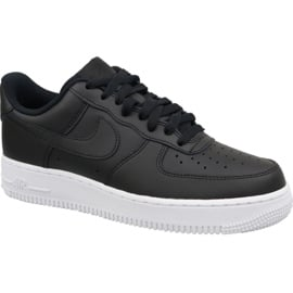 Czarne Buty Nike Air Force 1 '07 M AA4083-015