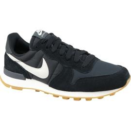 Czarne Buty Nike Wmns Internationalist W 828407-021