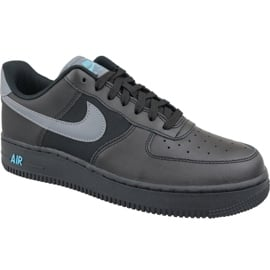 Czarne Buty Nike Air Force 1 '07 LV8 M BV1278-001