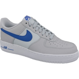 Szare Buty Nike Air Force 1 '07 LV8 M CD1516-002