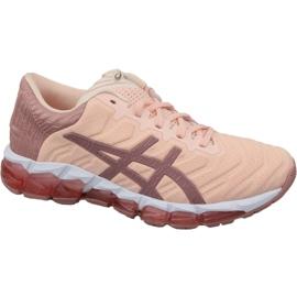 Buty biegowe Asics Gel-Quantum 360 5 W 1022A104-700 różowe