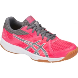 Buty do siatkówki Asics Upcourt 3 Gs Jr 1074A005-700