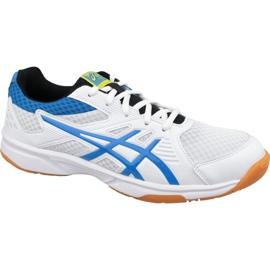 Buty do siatkówki Asics Upcourt 3 M 1071A019-104 biały białe