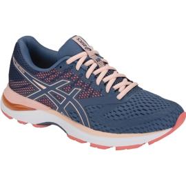 Granatowe Buty biegowe Asics Gel-Pulse 10 W 1012A010-402