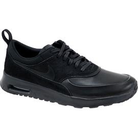 Czarne Buty Nike Wmns Air Max Thea Premium W 616723-011