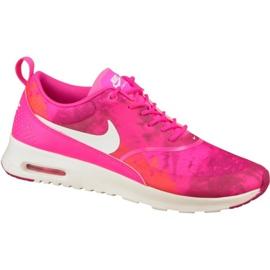 Różowe Buty Nike Air Max Thea Print W 599408-602