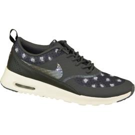 Czarne Buty Nike Air Max Thea Premium W 599408-008
