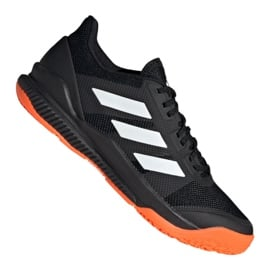 Buty adidas Stabil Bounce M EF0207 czarny czarne