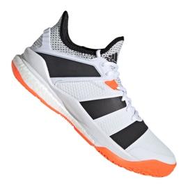 Buty adidas Stabil X M F33828 biały białe